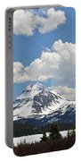 Beautiful Bow Lake Portable Battery Charger