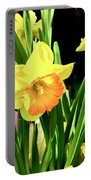 Beautiful Buttercups Portable Battery Charger