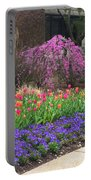 Beautiful Combination  Portable Battery Charger
