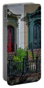Beautiful Doors On Bull Street Portable Battery Charger