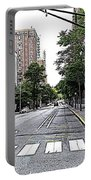 Beautiful Downtown Hoboken  Portable Battery Charger