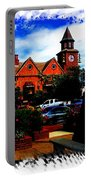 Beautiful Downtown Solvang Portable Battery Charger