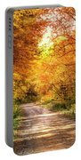Beautiful Fall Day Portable Battery Charger
