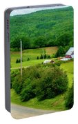 Beautiful Farm In Windsor Forks Portable Battery Charger