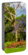 Beautiful Garden Gazebo In Selby Gardens Portable Battery Charger