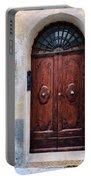 Viaje Beautiful Italian Door Volterre  Portable Battery Charger