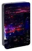 Beautiful Manhattan Skyline Portable Battery Charger