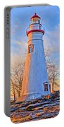 Beautiful Marblehead Lighthouse Portable Battery Charger
