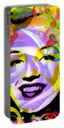 Beautiful Marilyn Monroe Portable Battery Charger