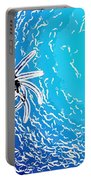 Beautiful Marine Plants 2 Portable Battery Charger by Lanjee Chee