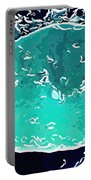 Beautiful Marine Plants 6 Portable Battery Charger by Lanjee Chee