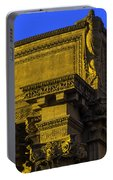 Beautiful Palace Of Fine Arts Portable Battery Charger