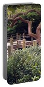 Beautiful Park In San Francisco Portable Battery Charger