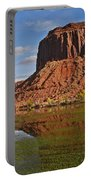 Beautiful Red Rock Formations Near Moab Utah Portable Battery Charger