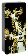 Beautiful Soft Coral 2 Portable Battery Charger
