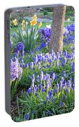 Beautiful Spring Day Portable Battery Charger