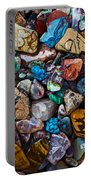Beautiful Stones Portable Battery Charger by Garry Gay