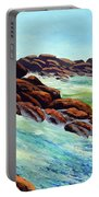 Beautiful Surf Portable Battery Charger