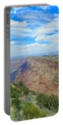 Beautiful View Portable Battery Charger