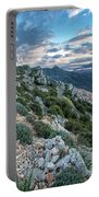 Beautiful View Of Baunei Portable Battery Charger