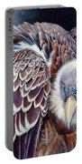 Beautiful Vulture Portable Battery Charger