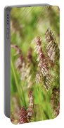 Beautiful Weeds Portable Battery Charger