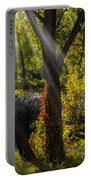 Beautiful Woodlands Portable Battery Charger