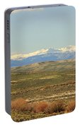 Beautiful Wyoming Portable Battery Charger