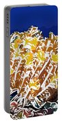 Beautiful Yellow Coral 1 Portable Battery Charger by Lanjee Chee