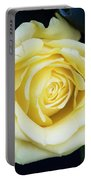 Beautiful Yellow Rose Portable Battery Charger