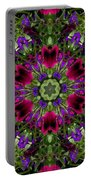 Beautifully Ornate  Portable Battery Charger