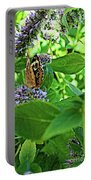Beauty Among The Leaves Portable Battery Charger