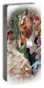 Beauty And The Beast II Portable Battery Charger