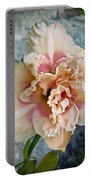 Beauty And The Boulder - Daylily Portable Battery Charger