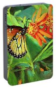 Beauty Attracts Portable Battery Charger