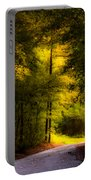 Beauty In The Forest Portable Battery Charger
