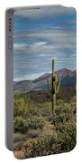Beauty Of The Sonoran  Portable Battery Charger
