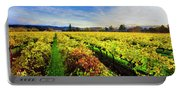 Beauty Over The Vineyard Portable Battery Charger