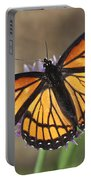 Beauty With Wings Portable Battery Charger