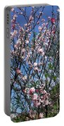 Beautiful Spring. Blooming Tree 2 Portable Battery Charger