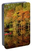 Beaver's Bend Canoeing Portable Battery Charger