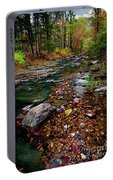 Beaver's Bend Tiny Stream Vertical Portable Battery Charger
