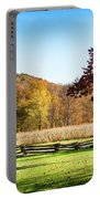 Bedford, Pa Fall Landscape Portable Battery Charger