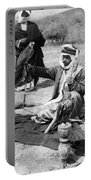 Bedouin Falconer, C1910 Portable Battery Charger