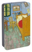 Bedroom At Arles Portable Battery Charger