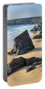 Bedruthan Steps, Cornwall Portable Battery Charger