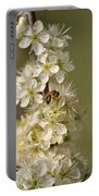 Bee And Blossoms Portable Battery Charger
