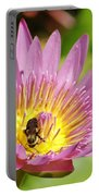 Bee And The Lily Portable Battery Charger