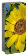 Bee-dazzled Portable Battery Charger