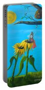 Bee Kind Portable Battery Charger